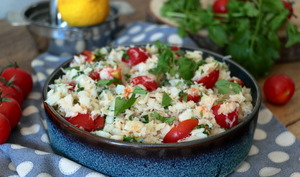 Salade de poisson mauricienne