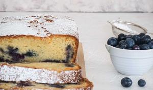 Cake aux bleuets