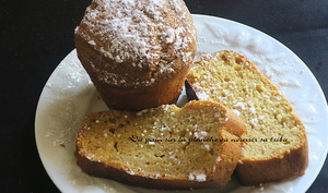 Cake et muffins à la compote pommes et figues