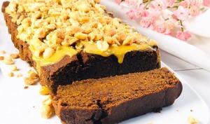 Carrot cake à la noisette sans gluten | Cuisinez zen et Sans gluten