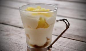 Tiramisu ananas-coco