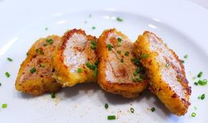 Filet Mignon de Porc Pané