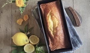 Cake infiniment Citron