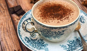 Chaï Hot Chocolate