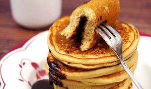 Pancakes au Manioc