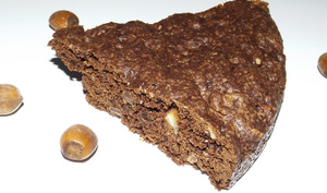 Cookies géant chocolat et noisettes