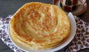 Msemen Meloui, rkhakh, Rgag au Beurre ou Smen