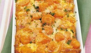 Clafoutis de carottes