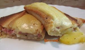 Tortillas façon raclette
