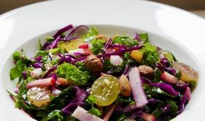 Ma salade alcaline radicale