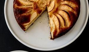 Mon gâteau au yaourt aux pommes