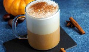 Pumpkin Chaï Latte
