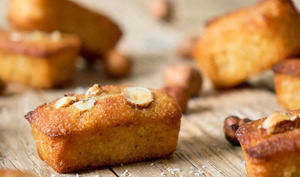 Financier Healthy