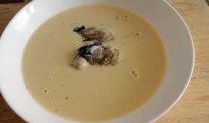 Soupe d'huîtres