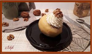Pommes farcies aux noix (Tufahija)