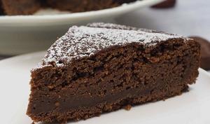 Fondant Chocolat Marron