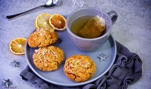 Biscuits de Noël au beurre de cacahuète