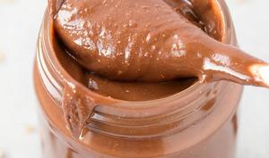 Crème nutella maison