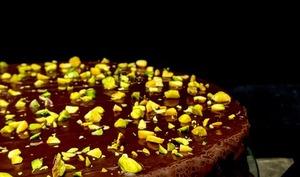 Gâteau Chocolat Betterave.