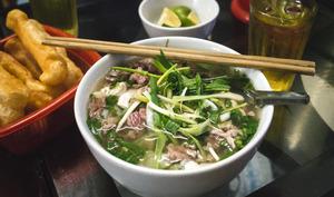 Pho noodle