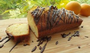 Gâteau de voyage à l'orange