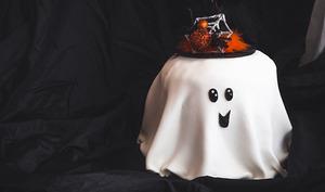 Comment réaliser un gâteau fantôme au chocolat