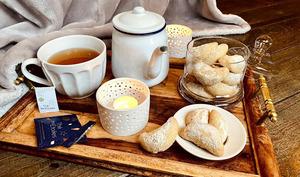 Croissants de lune à la vanille