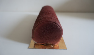 Bûche crème de marrons