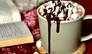 Chocolat chaud de Noël