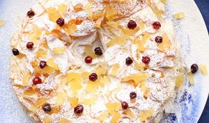 Cheesecake ricotta noisettes et pâte filo