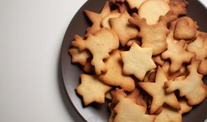 Sablés et biscuits de noël