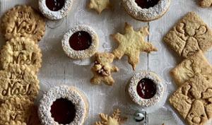 Petits gâteaux de Noël