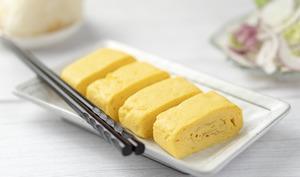 L'omelette roulée japonaise