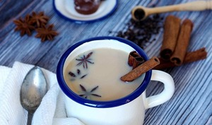 Milk Chaï Tea