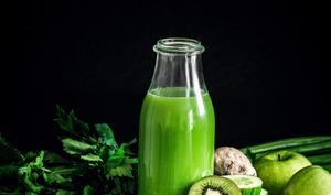 Jus detox vert