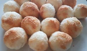 Boules de coco