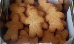 Petits bonhommes en pain d'épices