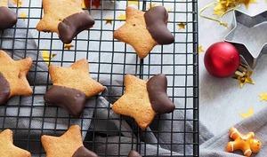 Bredele chocolatés aux épices