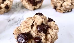 Mini muffins choco banane