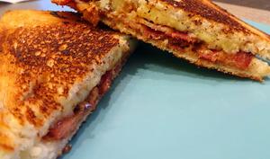 Le sandwich préféré d'Elvis Presley