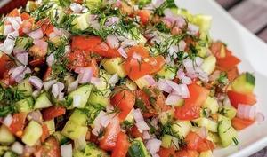 Salade Shirazi