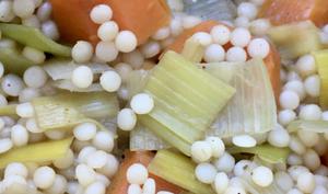 Potée poireaux carottes aux épices Rabelais