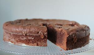 Brownie Choco-Amandes