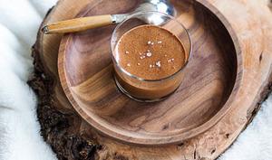 Mousse au chocolat au lait et chocolat noir - My Parisian Kitchen