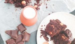 Le meilleur brownie vegan hyper fondant ! -