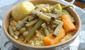 Couscous rustique Bel Guernina