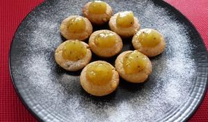 Biscuits aux noix de Martine