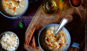 Soupe au chou-fleur