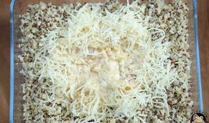 Quinoa gourmand à la carbonara