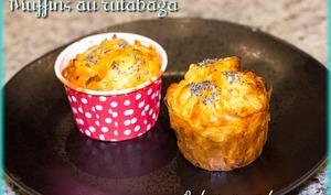 Muffins au rutabaga